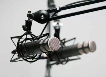 Jonathan farber unsplash studio microfoon