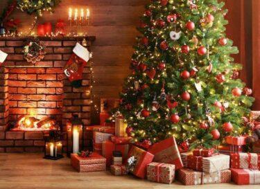 Kerstboom adobe stock gezelligheid lichtjes