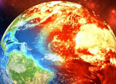 Klimaatverandering opwarming
