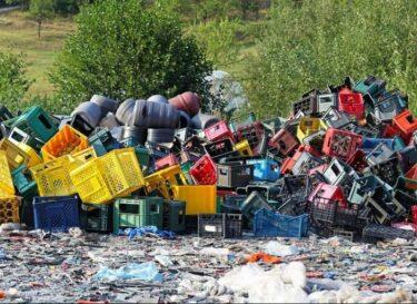 Kunststof recycling