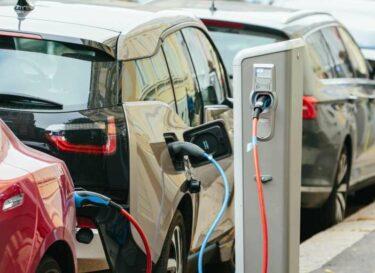 Laadpalen elektrische auto