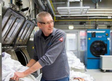 Lavans dankt de prijs aan de innovatieve technieken in de wasserij