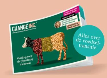 Magazine change inc 3 voedsel