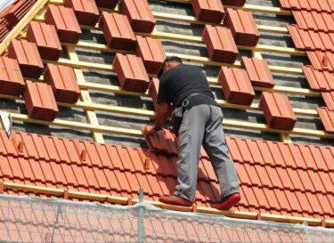 Materialen dak dakpannen