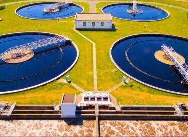 News wastewater treatment masthead