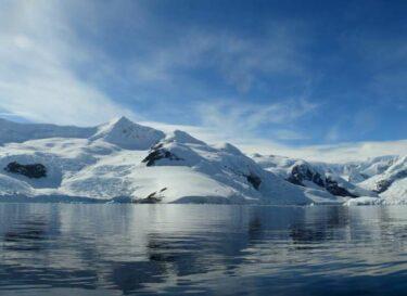 Noordpool ijs