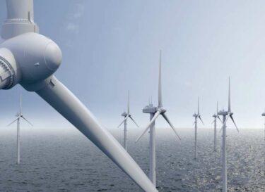 Offshore windmolens innovatiekavel
