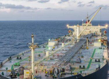 Olietanker zee rotterdam change inc adobe stock