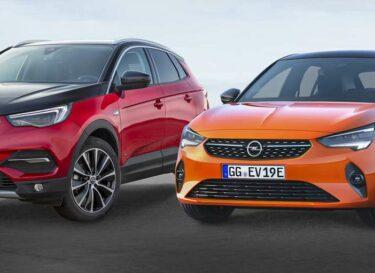 Opel grandland x hybrid4 opel corsa e 509560