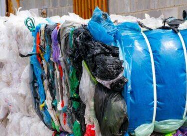 Plastic recycling plastic zak plastic zakken plastic zakjes