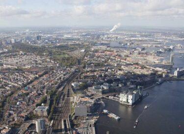 Port of amsterdam hero