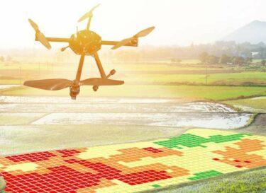 Precisielandbouw drones