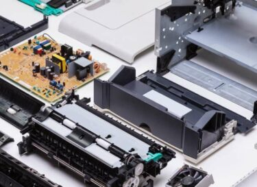 Printers ict recycling