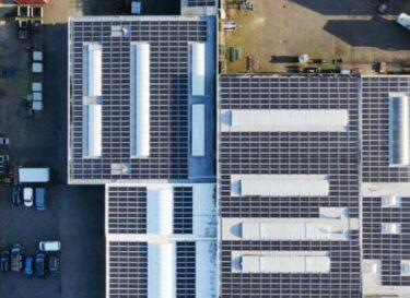Qlite solar panels aerial drone 1024x768