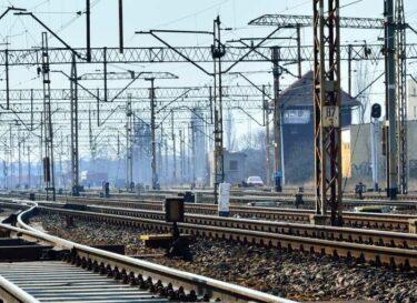 Rails treinsporen