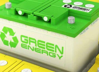 Recharge energieopslag