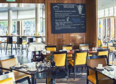 Restaurant le europe leeg