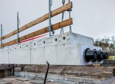 Rijkswaterstaat circulair viaduct