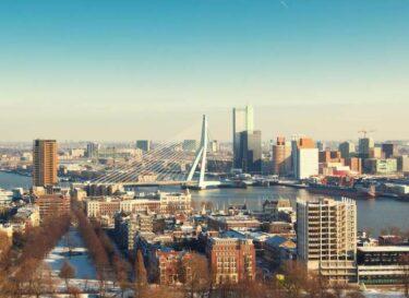 Rotterdam zuid holland klimaatadaptief