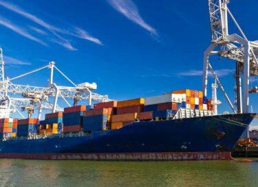 Rotterdams havengebied havenbedrijf