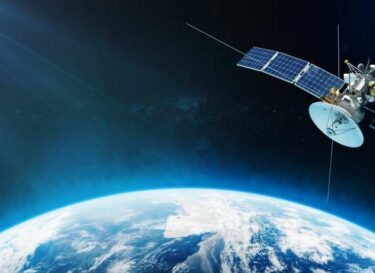 Satelliet aarde