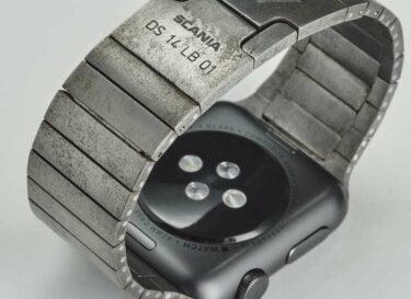 Scania apple watch