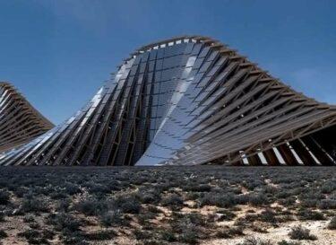 Solar farm 300 mwh renewable energy burning man nuru karim nudes 1