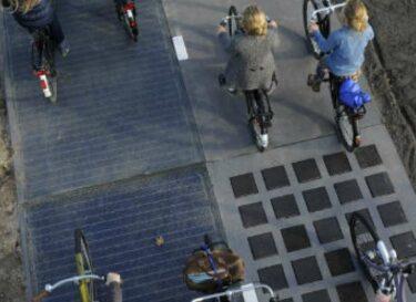 Solaroad fietspad