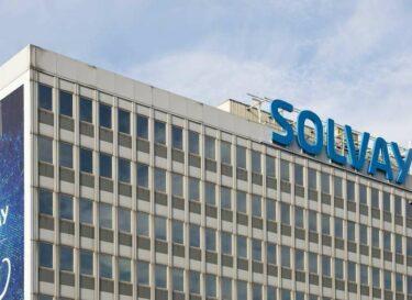 Solvay duurzame koolstofkorrels