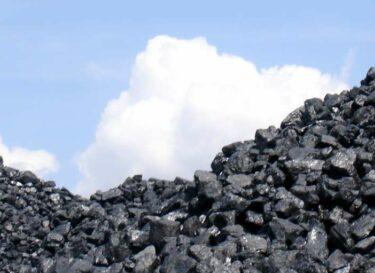 Steenkool fossiele industrie