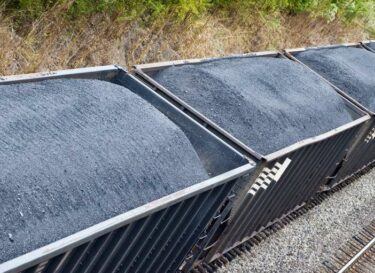 Steenkool kolen fossiele industrie