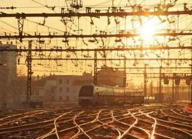 Treinen infrastructuur duurzaam