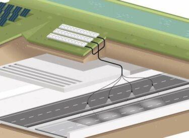 Tunnel energieneutraal