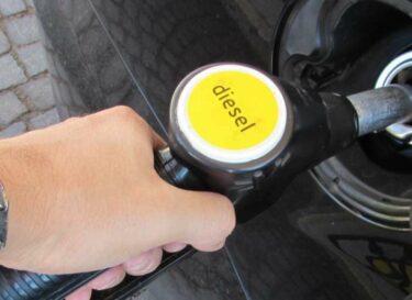 Verbod diesel