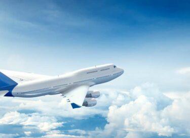 Vliegtuig luchtvaart adobe stock