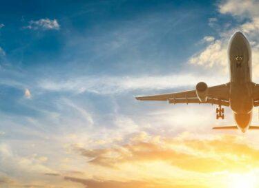 Vliegtuig sunweb co2 neutraal
