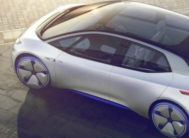 Volkswagen id elektrische auto