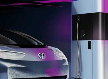 Volkswagen powerbank snellader