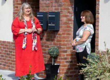 Wales duurzame huizen