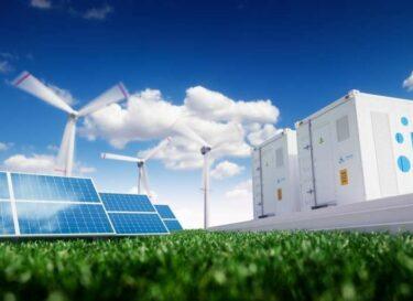 Waterstof duurzame energie