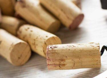 Wijnkurk kurk wijn