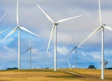 Windmolen australie