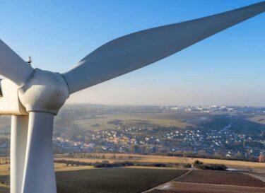 Windmolen hernieuwbare energie europa