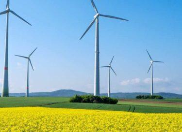 Windmolen windenergie windmolens duurzame energie