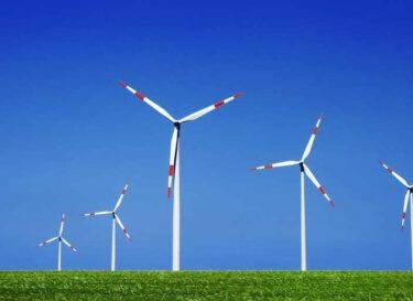 Windmolens windenergie