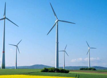 Windmolens windturbines