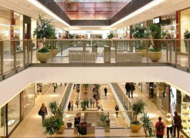 Winkelcentrum verduurzaming