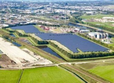Woldjerspoor luchtfoto 1