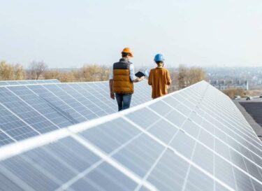 Zonnepanelen bedrijf dak ondernemers