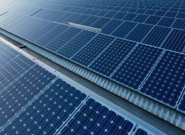 Zonnepanelen zonne energie